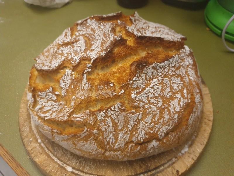 Spelt Bread (Dinkelbrot)