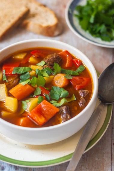 Goulash Soup