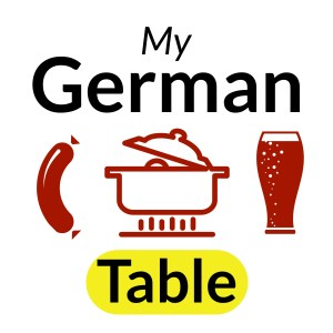 My German Table Logo