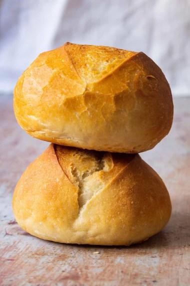 German Brötchen (Bread Rolls)