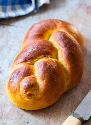 Gewürzzopf Brötchen (Spiced Braided Bread Rolls)