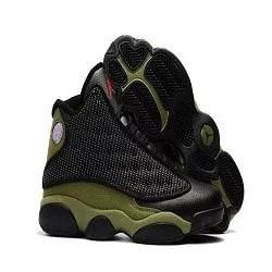 7ab08ddfc090f3 Jordan 6 Rings Men s Sneakers - Green Black