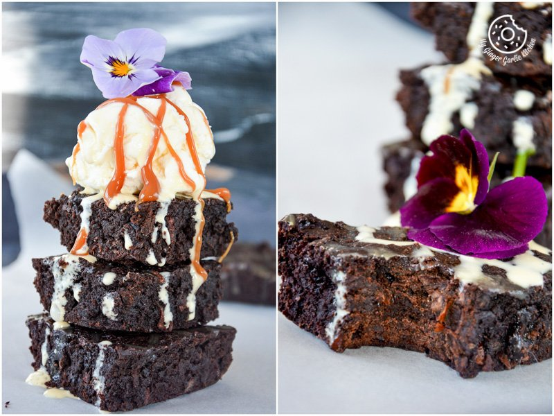 recipe-carrot-brownies mygingergarlickitchen.com/ @anupama_dreams