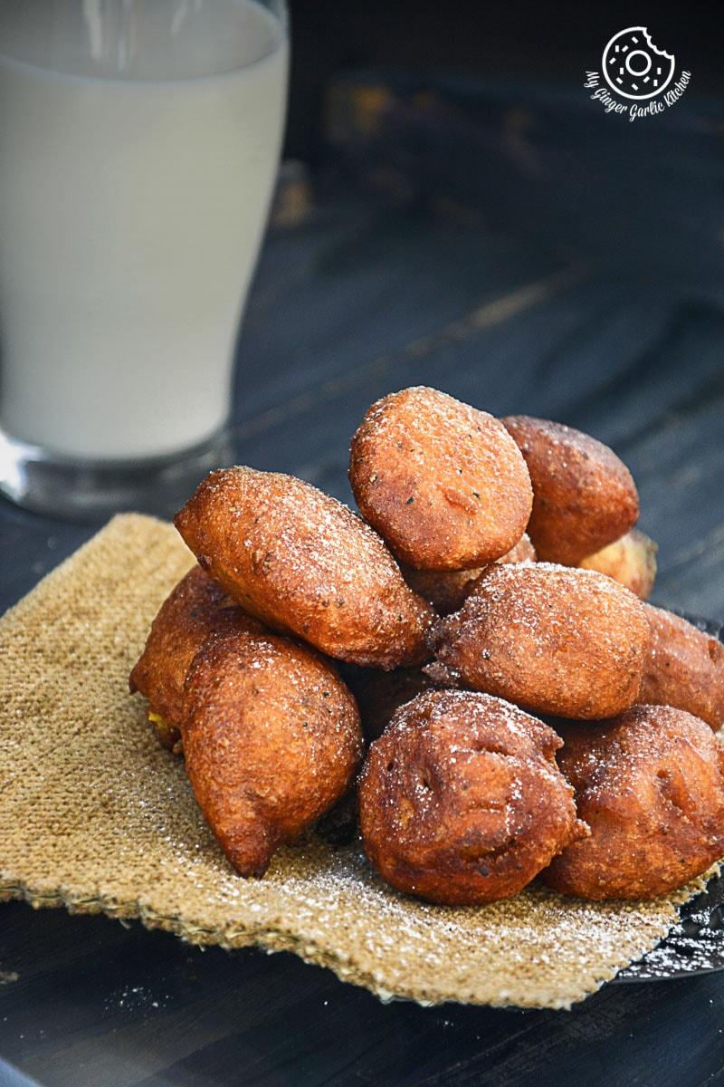 recipes-5-ingredient-Pumpkin-Fritters-pumpkin-gulgula mygingergarlickitchen.com/ @anupama_dreams