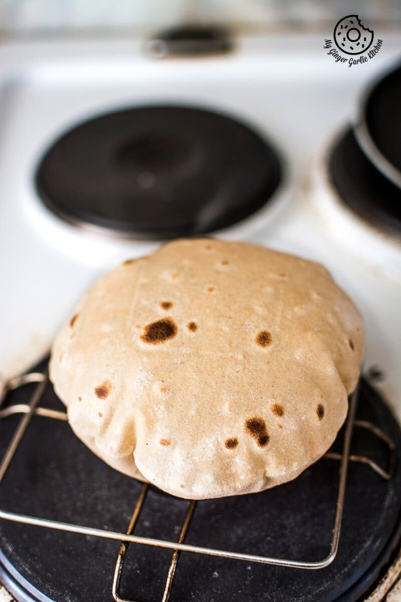 Roti Recipe Phulka Recipe How To Make Soft Rotis Or