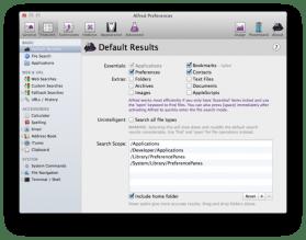 alfred mac utility