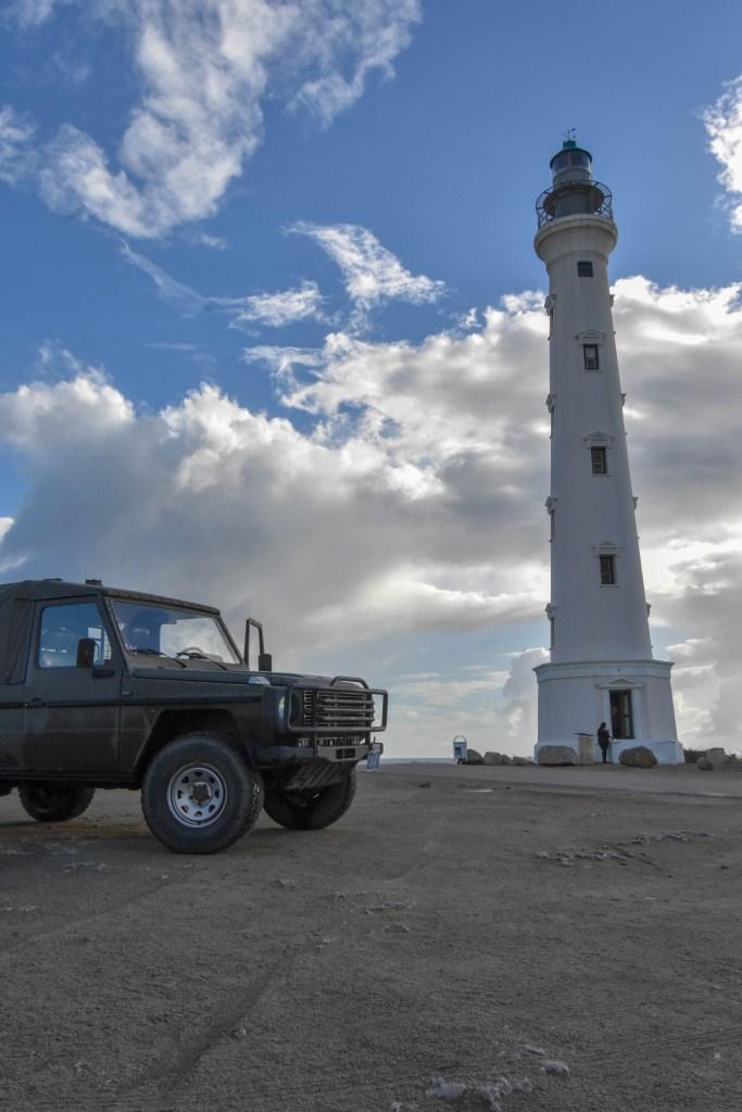 California Lighthouse, Aruba's Culture and Landmarks