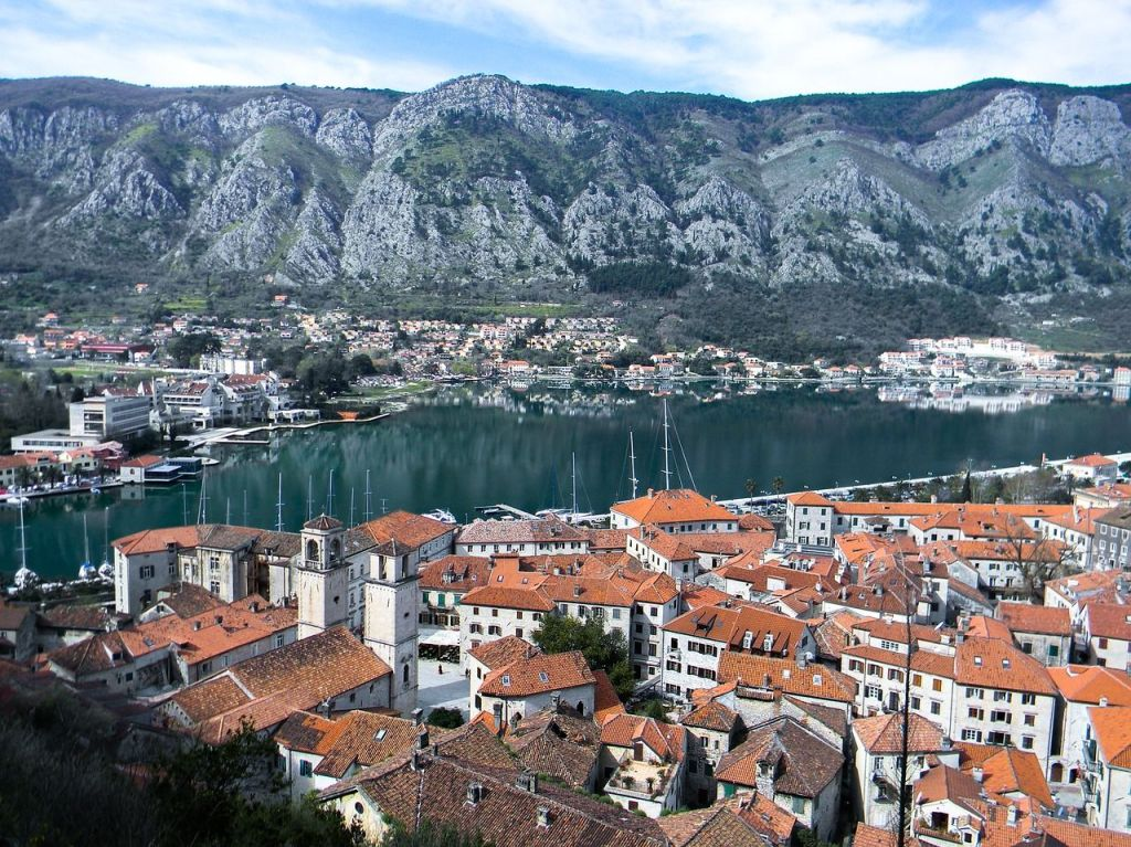 Kotor, most beautiful cities in Europe