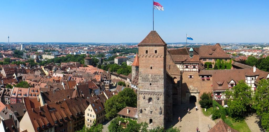 Nuremberg is one of the most beautiful cities in Europe