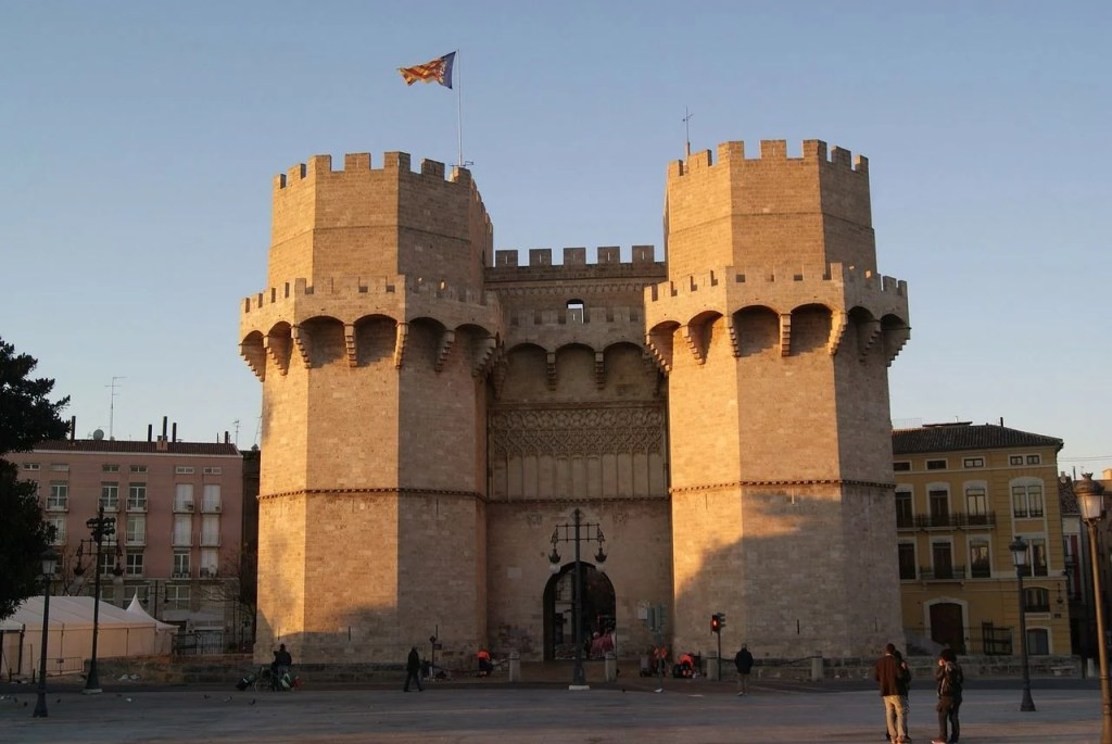 Valencia, most beautiful cities in Europe