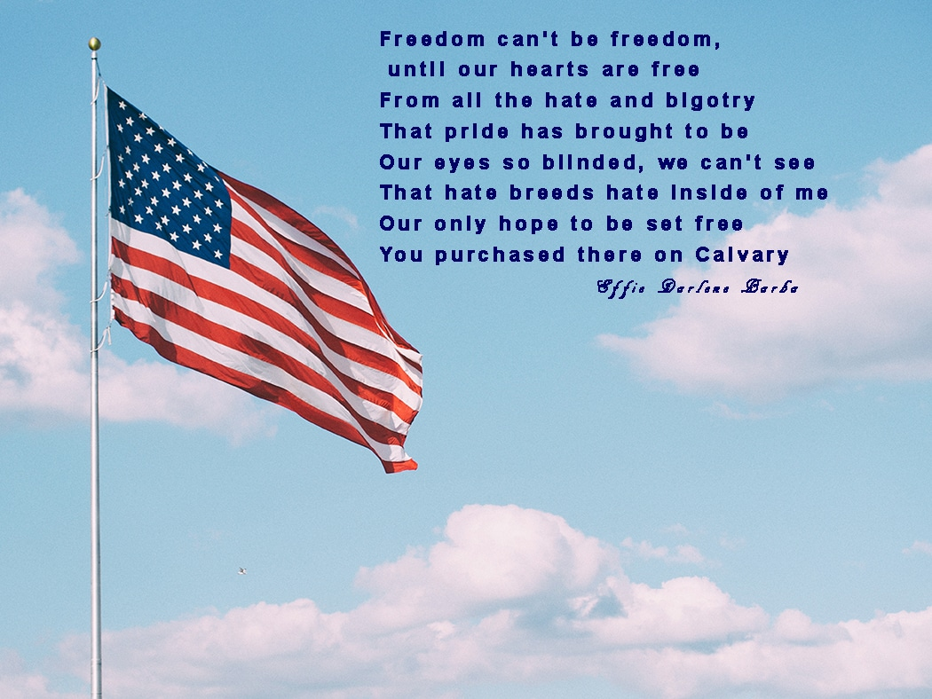 Freedom Cry to Be Made Free