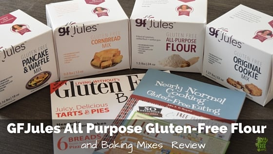 GFJules All Purpose Flour