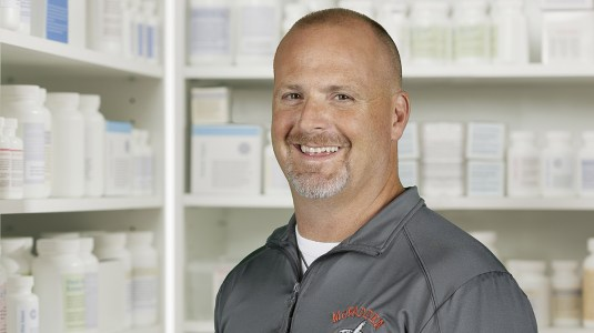 Owner of McFadden Pharmacy