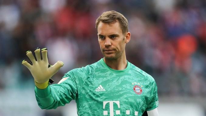 Bayern Munich; Goalkeeper