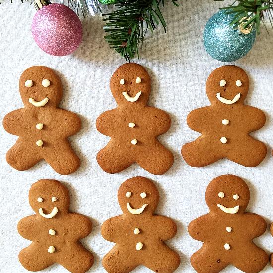Best gingerbread men recipe