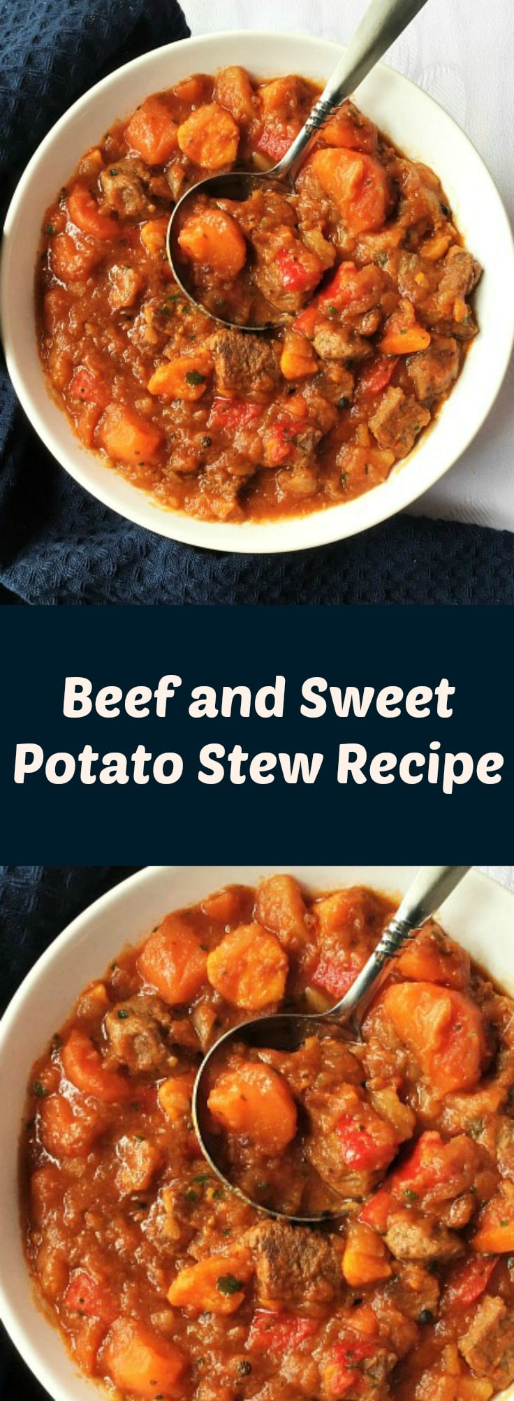 Beef and Sweet Potato Stew Recipe