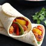 Mexican chicken fajitas recipe