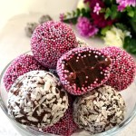 Traditional Brazilia chocolate brigadeiros recipe