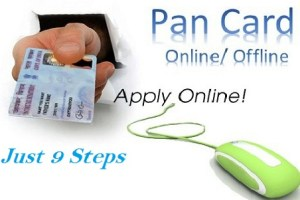 Apply for PAN Card