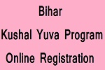 Kushal Yuva Program Registration