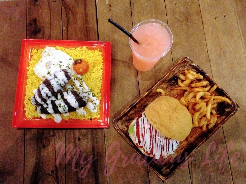 adventure food park meals
