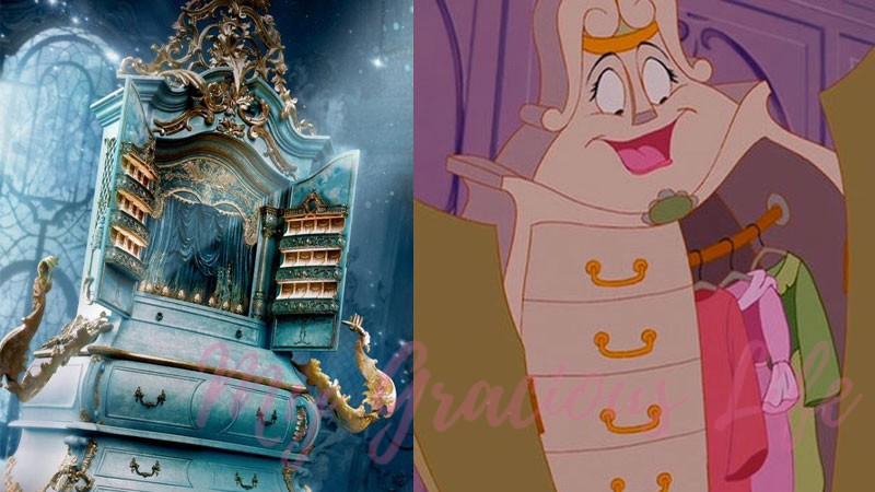 wardrobe from beauty and the beast