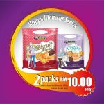 FREE voucher Julie's Assorted 285g for RM10