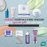 Watsons FREE RM10 off Discount Giveaway!