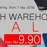 ViQ Fitness and Fashion Wear Ipoh Warehouse Sale!