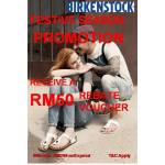 Birkenstock Rebate Voucher Promotion!