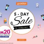 Guardian 5 Days Awesome Deals!