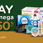 Watsons Save Up To 50%off Promo!