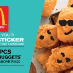 FREE 4pcs McD Chicken McNuggets Giveaway!