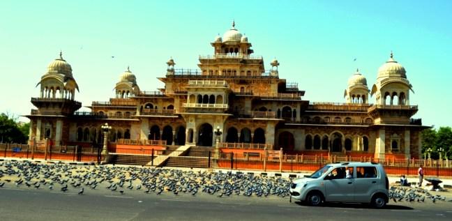 Albert Hall , Jaipur