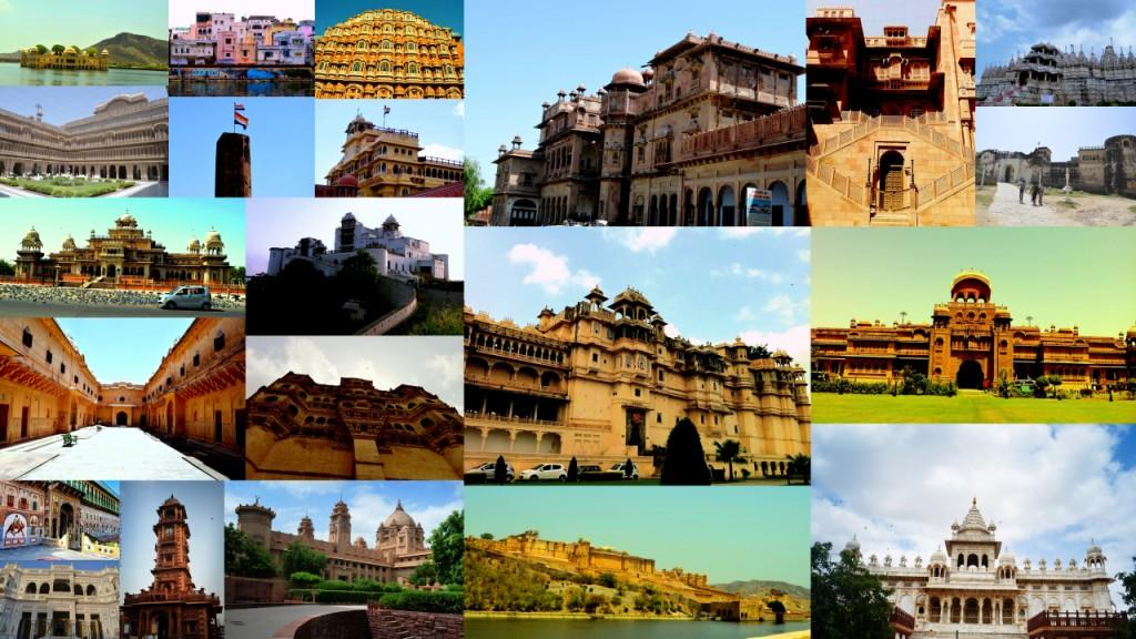 Dream Destination Rajasthan Covered In 12 Days