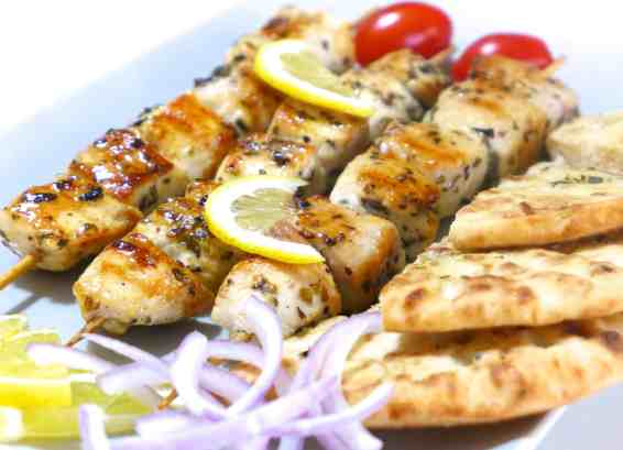 Greek Chicken Souvlaki (Skewers) recipe-5