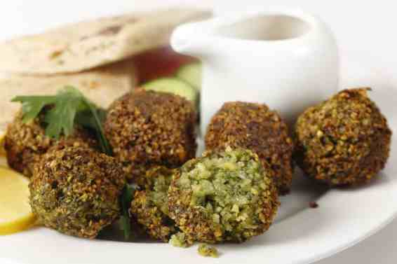 Chickpea Fritters recipe (Revithokeftedes)