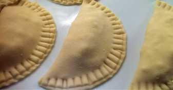 Cheese Pies from Milos (Pitarakia Milou)-prep-2