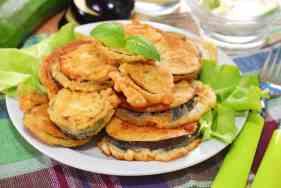 Fried Zucchini recipe (Greek Kolokithakia tiganita) 2