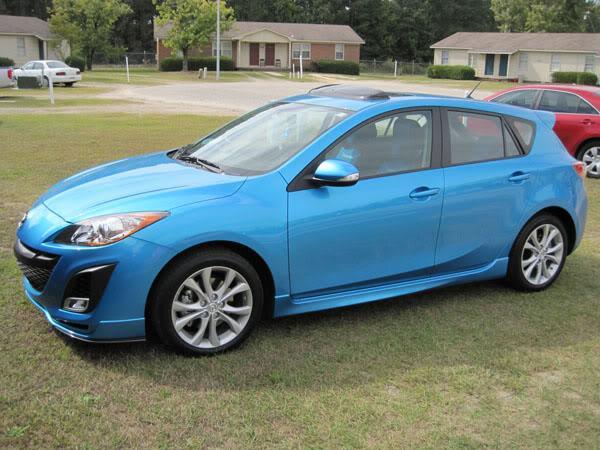 Mazda-Blue