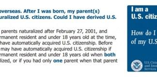 Timeline ยื่นN-600 ขอรับรองอเมริกันซิติเซ่นให้ลูก :ขอยกเว้นค่าธรรมเนียม