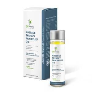 CBDMEDIC CBD Massage Oil