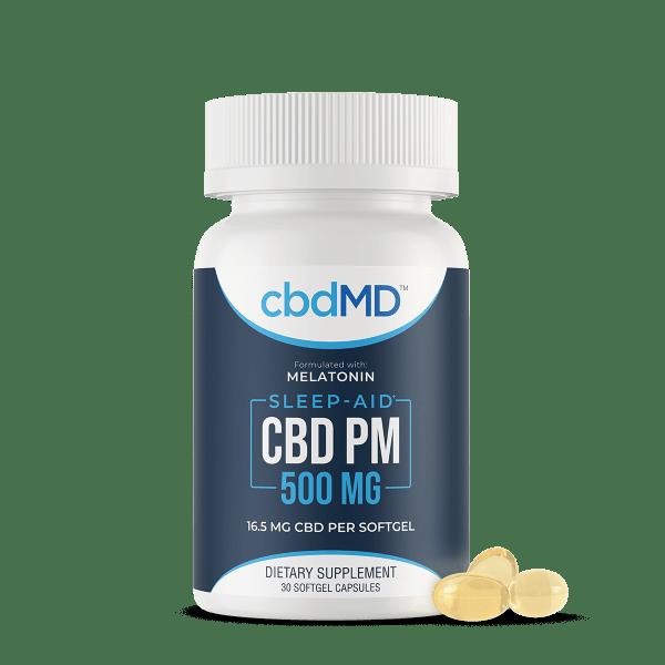 cbdMD sleep capsules