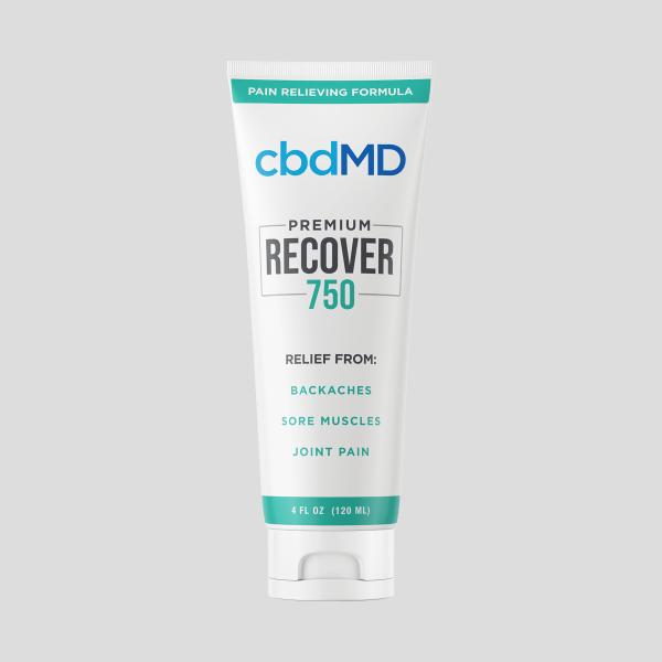 cbdMD recover
