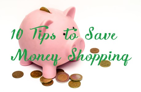 10 tips to save money shopping