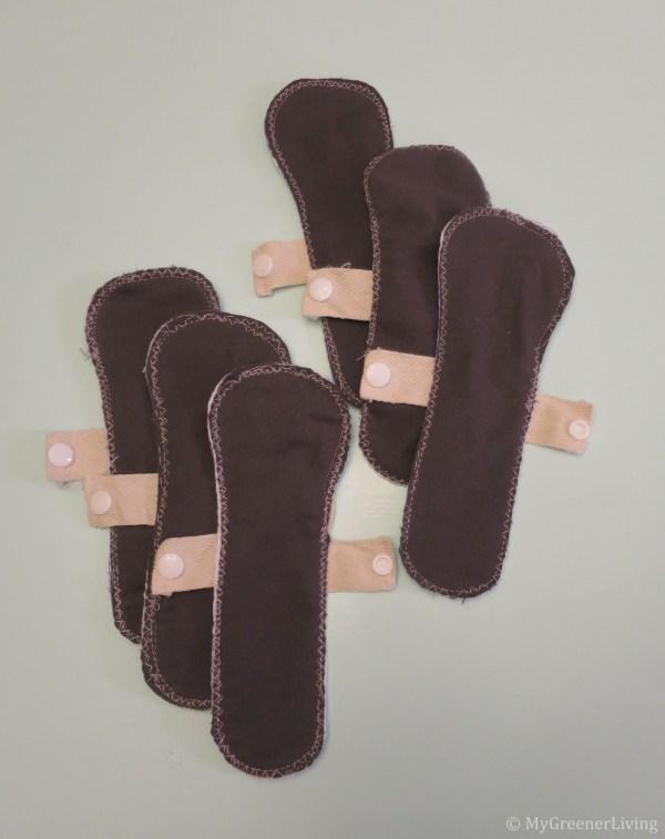 homemade reusable pads