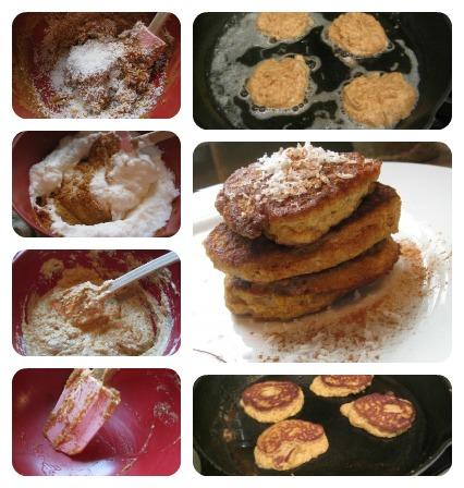 Gaps diet recipes pancakes no milk