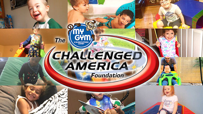 Image result for My Gym Challenged America (MGCA)