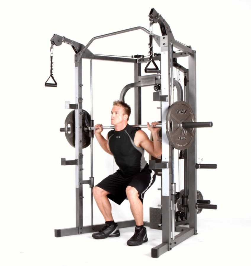 Why Buy An Affordable Smith Machine Like The Marcy Sm 4008
