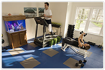 Home Gym Flooring  Ideas Home Gym Flooring Ideas Home Gym Flooring Pictures